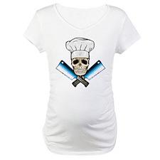 Chef Skull--Color 1-- Shirt