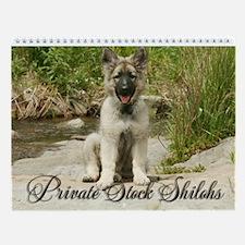 Private Stock's Wall Calendar :2011