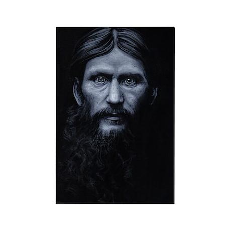 Rasputin Rectangle Magnet