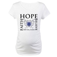 Colon Cancer Hope Believe Shirt