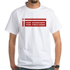 Denmark For Freedom Shirt