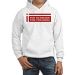 Denmark For Freedom Hooded Sweatshirt
