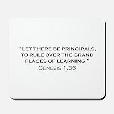 Principal / Genesis Mousepad