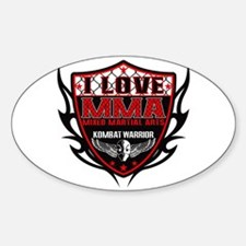 New Section Sticker (Oval)