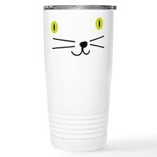 CRAZYFISH kittie Travel Mug