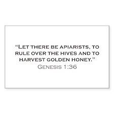 Apiarist / Genesis Decal