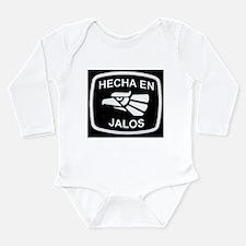 Unique Jalisco Long Sleeve Infant Bodysuit