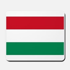 Hungary flag Mousepad