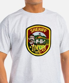 Lincoln County Sheriff T-Shirt