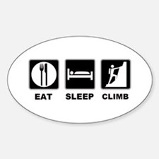 eat seep climb Decal