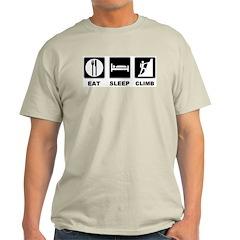 eat seep climb Light T-Shirt
