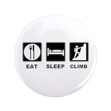 """eat seep climb 3.5"""" Button"""