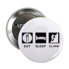 """eat seep climb 2.25"""" Button"""