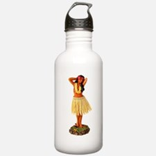 Hula Girl Water Bottle