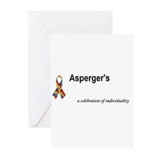 Autism/Asperger's Awareness Greeting Cards (Packag