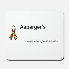 Autism/Asperger's Awareness Mousepad