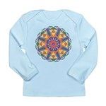 A Colorful Star Long Sleeve Infant T-Shirt
