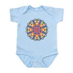 A Colorful Star Infant Bodysuit
