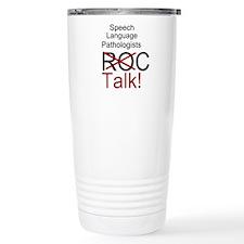SLPs Talk! Travel Mug