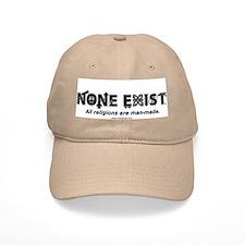 None Exist(tm) Baseball Cap