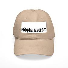 None Exist(tm) Stonewashed Baseball Cap