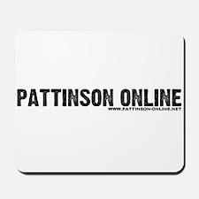 Pattinson Online Logo Mousepad