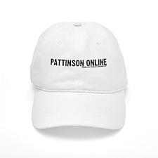 Pattinson Online Logo Baseball Cap
