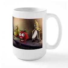 Flashing Fruit Mug