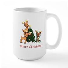 A VERY DEER CHRISTMAS Mug