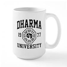 Dharma U Mug