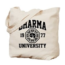 Dharma U Tote Bag