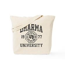 Dharma Univ Tote Bag