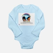 UOOJ Sisterhood Long Sleeve Infant Bodysuit