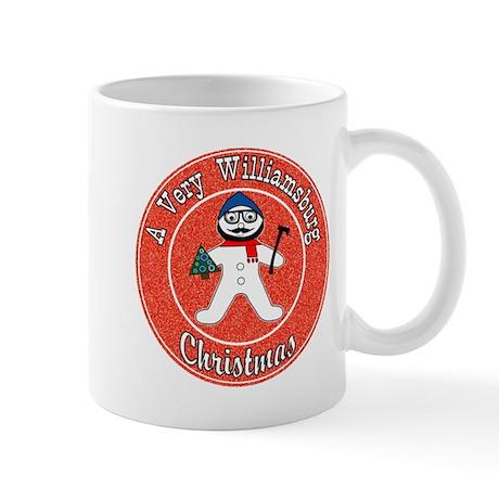 A Very Williamsburg Christmas Mug