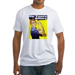 Anti-Hillary Rosie Fitted T-Shirt