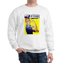 Anti-Hillary Rosie Sweatshirt