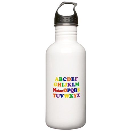 Nolan - Alphabet Stainless Water Bottle 1.0L