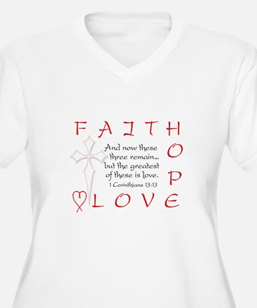 Greatest Is Love T-Shirt