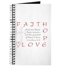 Greatest Is Love Journal