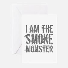 Smoke Monster Greeting Cards (Pk of 20)