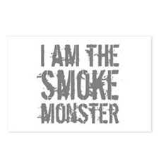 Smoke Monster Postcards (Package of 8)