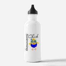Swimming Chick v2 Water Bottle