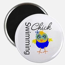 Swimming Chick v2 Magnet