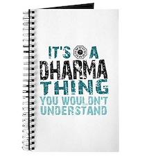 Dharma Thing Journal