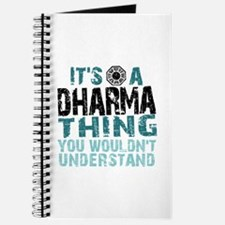 Dharma Thing Journal