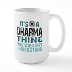 Dharma Thing Large Mug