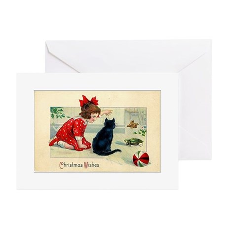 Christmas Wishes Greeting Cards (Pk of 20)
