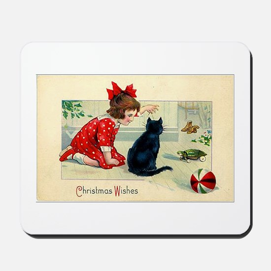 Christmas Wishes Mousepad
