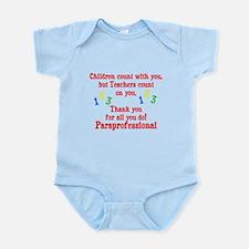 Paraprofessional Infant Bodysuit