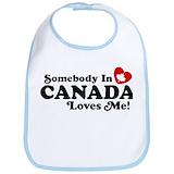 Canada Cotton Bibs